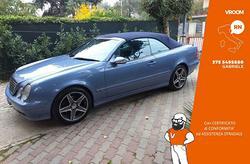 Mercedes-Benz CLK 200 Kompressor cat Cabrio A...