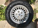 Cerchi con pneumatici Jaguar xj sovereign
