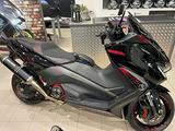 Yamaha tmax 530 nero 2018 malossi bcd