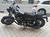 Moto Guzzi V9 bobber Nero 2020