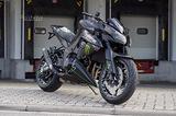 Kit carena ABS verniciata Kawasaki Z1000 2010/2015