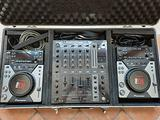 Consolle Pioneer DJM 700 & Cdj 400 + case