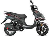 NEW Scooter KSR SIRION 125 Black - 2019