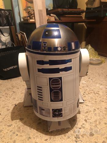 R2D2 Star Wars Guerre Stellari Scala 1:1 modellino