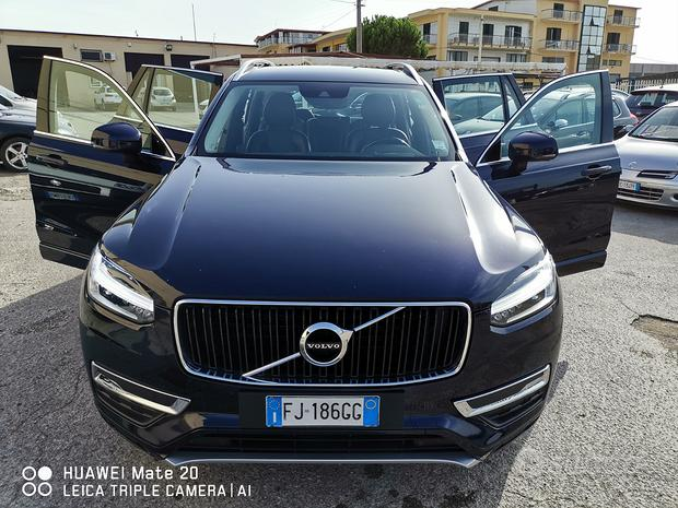 Volvo Xc90 2.0d5 AWD 235cv 2017