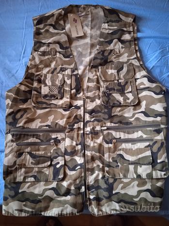 Lotto abbigliamento militare,gilet,tuta,capello,ec