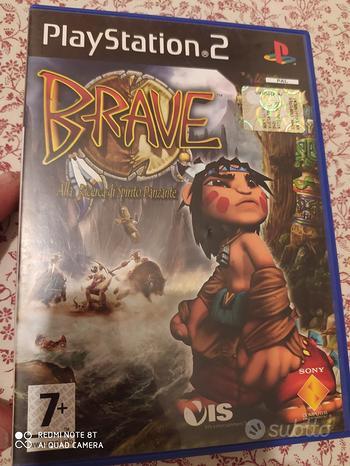 PlayStation 2 brave