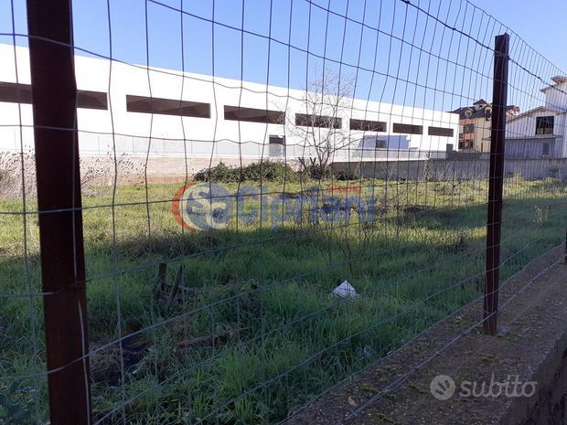 Terreno industriale mq 1100 mugnano di napoli