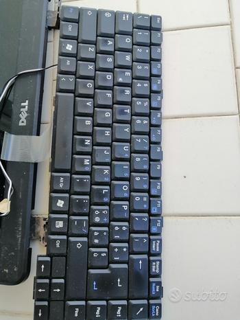 Schermo e tastiera