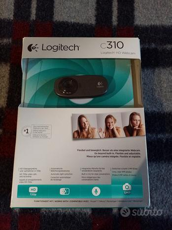 2 Videocamera Logitech C310