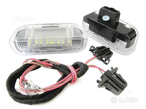 Kit Luci Portiere A Led VOLKSWAGEN SEAT SKODA