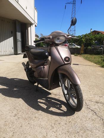Scarabeo 50cc