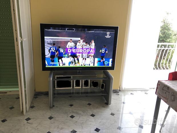 """Tv 50"""" al plasma + mobiletto"""