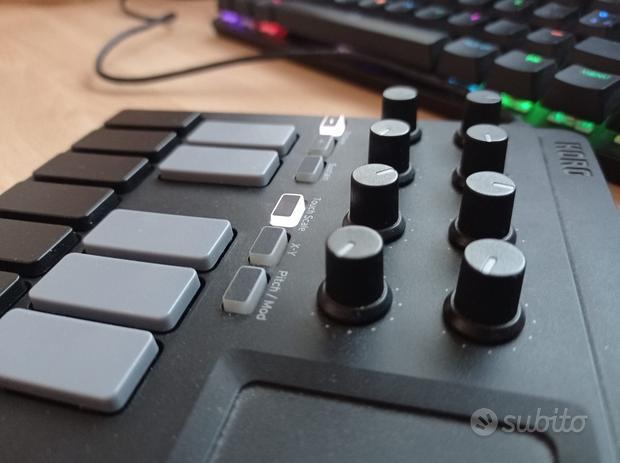 Korg Nanokey Studio Midi controller