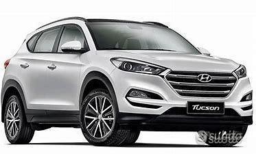 Hyundai tucson2018 come ricambi