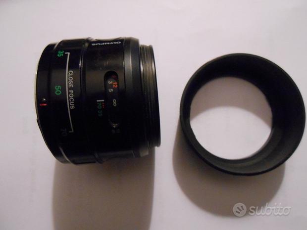OBIETTIVO Olympus AF Zoom 35-70 mm 1:3,5-4,5 PF