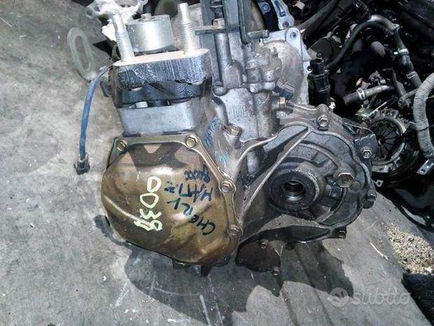 Cambio Chevrolet Matiz 800 benzina