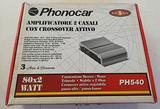 Phonocar PH540 nuovo Amplificatore car audio