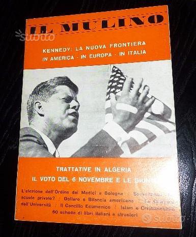 Il Mulino rivista mensile di politica, econ. 1961