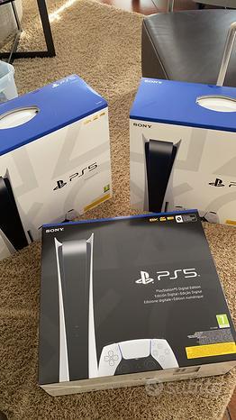 Sony Play Station 5 Console digital edition