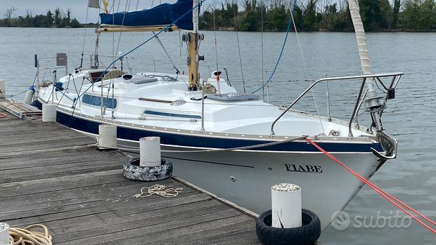 Barca a vela moody 33 mk1