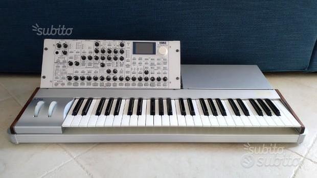 Korg Radias con tastiera originale e baule