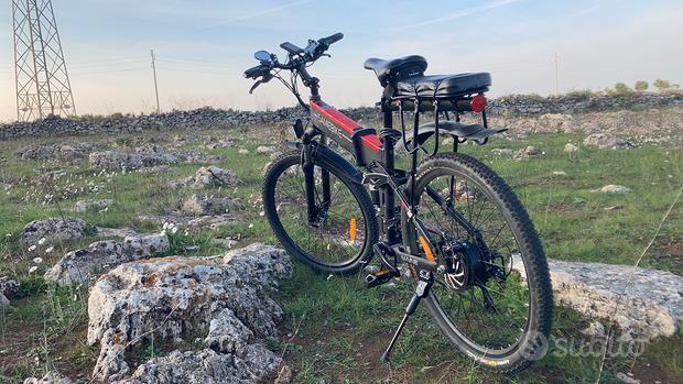 Bici Elettrica Bafang 500W 45Km/h Maxxis Larsen NU