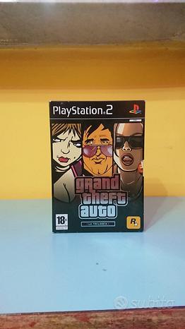 GTA Trilogia Playstation 2