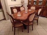 Sala da pranzo in Stile Classico