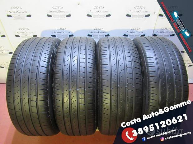 Gomme 225 55 17 Pirelli 85% Estive 225 55 R17