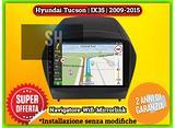 Navigatore Tablet Hyundai Tucson  IX35   2009-2015