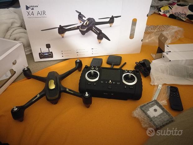 Hubsan H501S x4 air drone