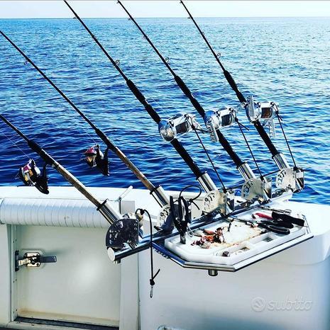 Portacanne e Rocket da barca Revolution Fishing