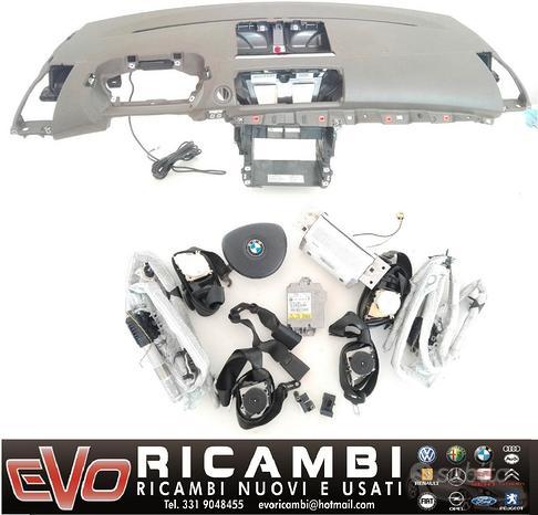 Kit Airbag con cruscotto (mod.navigatore) BMW E87