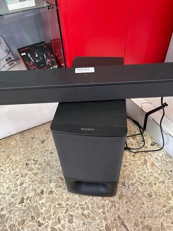 Sony sound bar 320 w