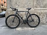 Bicicletta scatto fisso Fabric Bike