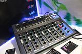 Mixer professionale 7 canali microfono usb mp3