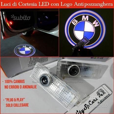 Proiettori Led LUCI logo BMW serie 3 5 6 7 X1 X3 M