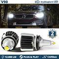 Kit Full LED H7 PER Volvo V90 Anabbaglianti 55W