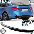 SPOILER Posteriore BMW Serie 4 F36 Cofano Tuning