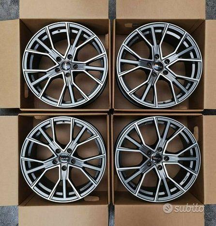 """NEW Cerchi in lega AVUS da 20"""" Audi, Volkswagen"""