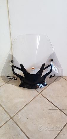 Parabrezza estivo isotta per scooter sym