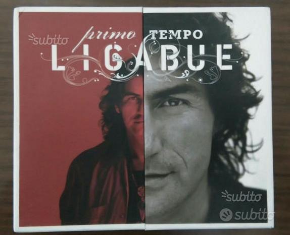 Primo tempo - Ligabue CD + DVD