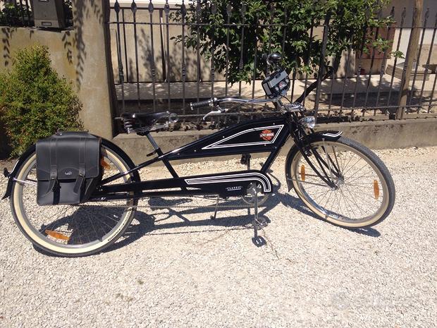Bicicletta modello harley