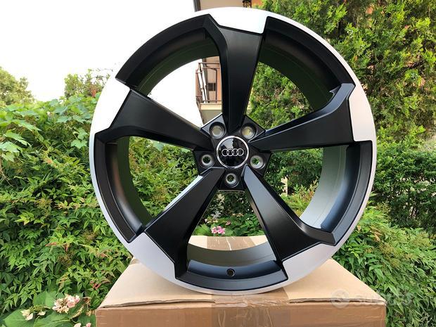 Cerchi audi new rotor 18 19 20 made in germany