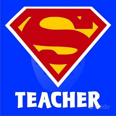 Insegnante madrelingua inglese,10 anni esperienza