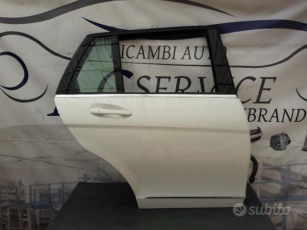 Porta Sportello Post. DX Mercedes Classe C S.w