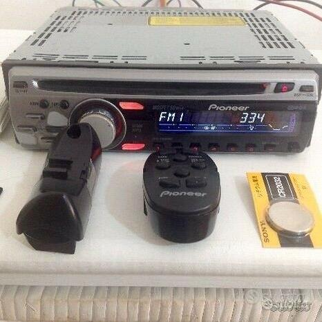 Sintolettore cd Pioneer con telecomando nuovo