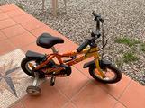 Bici bimbi 12 pollici Legnano