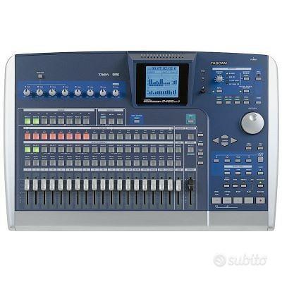 Mixer e registratore digitale Tascam 2488 MKII